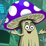 G4K Cartoon Mushroom Esca…