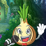 G4K Cartoon Singing Onion Escape Game