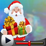 G4K Cheerful Santa Claus …