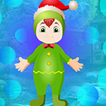 G4K Christmas Elf Girl Escape Game