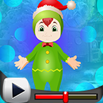 G4K Christmas Elf Girl Es…