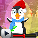 G4K Christmas Penguin Escape Game Walkthrough