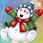 G4K Chubby Snowman Escape Game