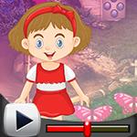 G4K Comely Little Girl Es…