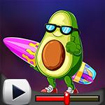 G4K Comical Avocado Escap…