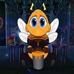 G4K Cute Adept Bee Escape…