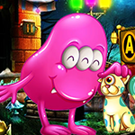 G4K Cute Creature Friends Rescue Game