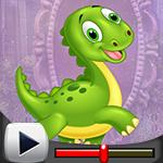G4K Cute Dinosaur Escape …