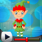 G4K Cute Elf Boy Escape G…