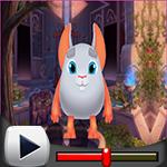 G4K Cute Gray Mouse Escap…