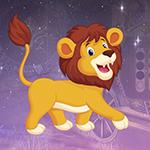 G4K Cute Lion Escape Game