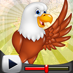 G4K Dazzling Eagle Escape Game Walkthrough