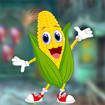 G4K Delightful Corn Escap…