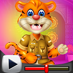 G4K Desolate Tiger Escape…