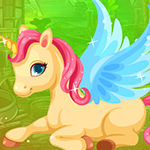 Divine Fairy Horse Escape