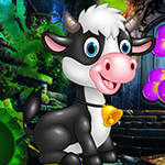 G4K Divinity Cow Escape Game
