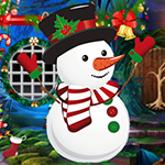 G4K Doleful Snowman Escap…