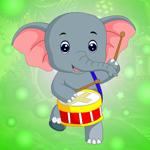 G4K Drummer Elephant Esca…