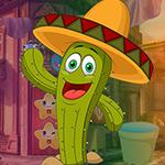 G4K Ecstatic Cactus Escap…