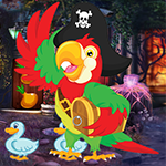 G4K Ecstatic Pirate Parro…