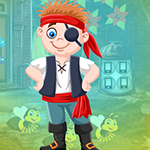 G4K Elated Pirate Escape …