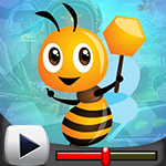 G4K Elegant Bee Escape Ga…