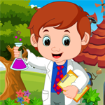 G4K Environmental Scientist Boy Rescue Game