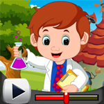 G4K Environmental Scientist Boy Rescue Game Walkthrough