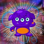 G4K Fancied Purple Creatu…