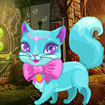 G4K Fantasy Blue Cat Esca…