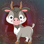 G4K Farm Animal Goat Escape Game
