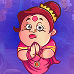 G4K Fat Indian Girl Escape Game
