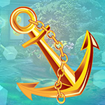 Find Gold Ship Anchor Game