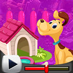 G4K Find My Dog House Gam…