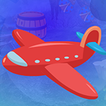 G4K Find My Toy Plane Game