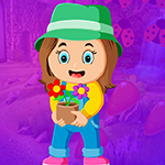 G4K Flowerpot Girl Escape Game