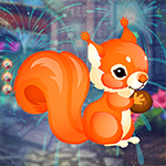 G4K Fluffy Squirrel Escap…