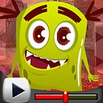 G4K Frightful Creature Escape Game Walkthrough