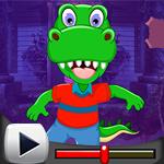 G4K Funny Crocodile Rescu…