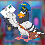 G4K Funny Delivery Pigeon…