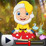 G4K Funny Dwarf Escape Ga…