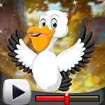 G4K Funny Pelican Escape …