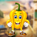 G4K Funny Yellow Paprika …