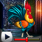G4K Furious Cockerel Esca…