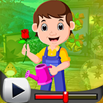 G4K Gardener Boy Escape G…