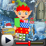 G4K Generous Elf Escape G…