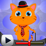 G4K Gentleman Cat Escape Game Walkthrough