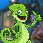 G4K Giant Chameleon Escap…