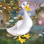 G4K Glad White Duck Escap…