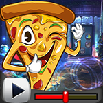 G4K Gleeful Pizza Escape …